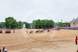 Trooping the Colour 2015. Image #674, 13 June 2015 12:10 Horse Guards Parade, London, UK