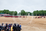 Trooping the Colour 2015. Image #676, 13 June 2015 12:10 Horse Guards Parade, London, UK