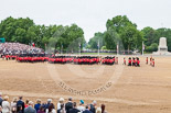 Trooping the Colour 2015. Image #677, 13 June 2015 12:10 Horse Guards Parade, London, UK