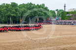 Trooping the Colour 2015. Image #678, 13 June 2015 12:11 Horse Guards Parade, London, UK