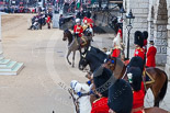 Trooping the Colour 2015. Image #680, 13 June 2015 12:11 Horse Guards Parade, London, UK