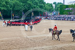 Trooping the Colour 2015. Image #681, 13 June 2015 12:11 Horse Guards Parade, London, UK