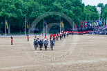 Trooping the Colour 2015. Image #684, 13 June 2015 12:12 Horse Guards Parade, London, UK