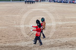 Trooping the Colour 2015. Image #685, 13 June 2015 12:13 Horse Guards Parade, London, UK