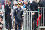 Trooping the Colour 2015: US Army general Martin Dempsey, Chairman of the Joint Chiefs of Staff. Image #687, 13 June 2015 12:14 Horse Guards Parade, London, UK
