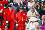 Trooping the Colour 2015. Image #696, 13 June 2015 12:17 Horse Guards Parade, London, UK