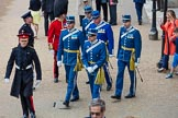 The Colonel's Review 2016. Horse Guards Parade, Westminster, London,  United Kingdom, on 04 June 2016 at 09:33, image #11