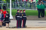 The Colonel's Review 2016. Horse Guards Parade, Westminster, London,  United Kingdom, on 04 June 2016 at 10:18, image #45