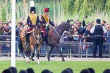 The Colonel's Review 2016. Horse Guards Parade, Westminster, London,  United Kingdom, on 04 June 2016 at 10:38, image #107