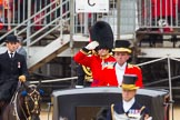 The Colonel's Review 2016. Horse Guards Parade, Westminster, London,  United Kingdom, on 04 June 2016 at 10:59, image #169