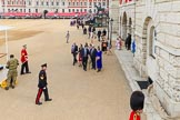 Trooping the Colour 2016. Horse Guards Parade, Westminster, London SW1A, London, United Kingdom, on 11 June 2016 at 09:12, image #2