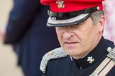 Trooping the Colour 2016: Lieutenant Colonel David Utting of Army HQ London District. Horse Guards Parade, Westminster, London SW1A, London, United Kingdom, on 11 June 2016 at 09:43, image #39
