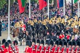 Trooping the Colour 2016. Horse Guards Parade, Westminster, London SW1A, London, United Kingdom, on 11 June 2016 at 10:57, image #301