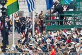 Trooping the Colour 2016. Horse Guards Parade, Westminster, London SW1A, London, United Kingdom, on 11 June 2016 at 10:57, image #303