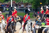 Trooping the Colour 2016. Horse Guards Parade, Westminster, London SW1A, London, United Kingdom, on 11 June 2016 at 11:06, image #399