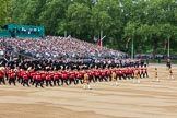 Trooping the Colour 2016. Horse Guards Parade, Westminster, London SW1A, London, United Kingdom, on 11 June 2016 at 11:09, image #434