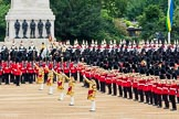 Trooping the Colour 2016. Horse Guards Parade, Westminster, London SW1A, London, United Kingdom, on 11 June 2016 at 11:24, image #548