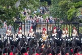 Trooping the Colour 2016. Horse Guards Parade, Westminster, London SW1A, London, United Kingdom, on 11 June 2016 at 11:31, image #596