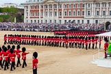 Trooping the Colour 2016. Horse Guards Parade, Westminster, London SW1A, London, United Kingdom, on 11 June 2016 at 11:48, image #712