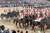 Trooping the Colour 2016. Horse Guards Parade, Westminster, London SW1A, London, United Kingdom, on 11 June 2016 at 12:01, image #827