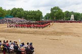 Trooping the Colour 2016. Horse Guards Parade, Westminster, London SW1A, London, United Kingdom, on 11 June 2016 at 12:03, image #839