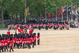 Trooping the Colour 2016. Horse Guards Parade, Westminster, London SW1A, London, United Kingdom, on 11 June 2016 at 12:15, image #904