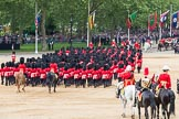 Trooping the Colour 2016. Horse Guards Parade, Westminster, London SW1A, London, United Kingdom, on 11 June 2016 at 12:15, image #911