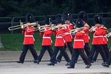 during The Colonel's Review {iptcyear4} (final rehearsal for Trooping the Colour, The Queen's Birthday Parade)  at Horse Guards Parade, Westminster, London, 2 June 2018, 10:12.