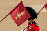 during The Colonel's Review {iptcyear4} (final rehearsal for Trooping the Colour, The Queen's Birthday Parade)  at Horse Guards Parade, Westminster, London, 2 June 2018, 10:16.