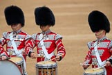during The Colonel's Review {iptcyear4} (final rehearsal for Trooping the Colour, The Queen's Birthday Parade)  at Horse Guards Parade, Westminster, London, 2 June 2018, 10:18.