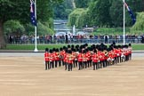 during The Colonel's Review {iptcyear4} (final rehearsal for Trooping the Colour, The Queen's Birthday Parade)  at Horse Guards Parade, Westminster, London, 2 June 2018, 10:26.