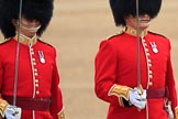 during The Colonel's Review {iptcyear4} (final rehearsal for Trooping the Colour, The Queen's Birthday Parade)  at Horse Guards Parade, Westminster, London, 2 June 2018, 10:34.