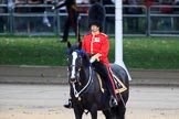 during The Colonel's Review {iptcyear4} (final rehearsal for Trooping the Colour, The Queen's Birthday Parade)  at Horse Guards Parade, Westminster, London, 2 June 2018, 10:43.