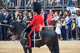 during The Colonel's Review {iptcyear4} (final rehearsal for Trooping the Colour, The Queen's Birthday Parade)  at Horse Guards Parade, Westminster, London, 2 June 2018, 10:44.