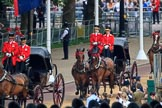 during The Colonel's Review {iptcyear4} (final rehearsal for Trooping the Colour, The Queen's Birthday Parade)  at Horse Guards Parade, Westminster, London, 2 June 2018, 10:49.