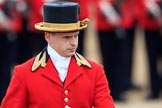 during The Colonel's Review {iptcyear4} (final rehearsal for Trooping the Colour, The Queen's Birthday Parade)  at Horse Guards Parade, Westminster, London, 2 June 2018, 10:50.