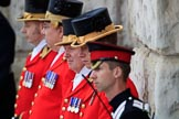 during The Colonel's Review {iptcyear4} (final rehearsal for Trooping the Colour, The Queen's Birthday Parade)  at Horse Guards Parade, Westminster, London, 2 June 2018, 10:54.