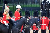 during The Colonel's Review {iptcyear4} (final rehearsal for Trooping the Colour, The Queen's Birthday Parade)  at Horse Guards Parade, Westminster, London, 2 June 2018, 11:02.