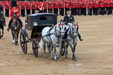 during The Colonel's Review {iptcyear4} (final rehearsal for Trooping the Colour, The Queen's Birthday Parade)  at Horse Guards Parade, Westminster, London, 2 June 2018, 11:05.