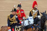 during The Colonel's Review {iptcyear4} (final rehearsal for Trooping the Colour, The Queen's Birthday Parade)  at Horse Guards Parade, Westminster, London, 2 June 2018, 11:06.