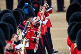 during The Colonel's Review {iptcyear4} (final rehearsal for Trooping the Colour, The Queen's Birthday Parade)  at Horse Guards Parade, Westminster, London, 2 June 2018, 11:09.