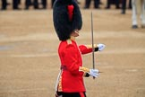 during The Colonel's Review {iptcyear4} (final rehearsal for Trooping the Colour, The Queen's Birthday Parade)  at Horse Guards Parade, Westminster, London, 2 June 2018, 11:18.