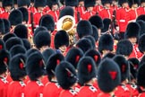 during The Colonel's Review {iptcyear4} (final rehearsal for Trooping the Colour, The Queen's Birthday Parade)  at Horse Guards Parade, Westminster, London, 2 June 2018, 11:19.