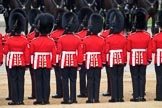 during The Colonel's Review {iptcyear4} (final rehearsal for Trooping the Colour, The Queen's Birthday Parade)  at Horse Guards Parade, Westminster, London, 2 June 2018, 11:30.