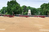 during The Colonel's Review {iptcyear4} (final rehearsal for Trooping the Colour, The Queen's Birthday Parade)  at Horse Guards Parade, Westminster, London, 2 June 2018, 11:31.