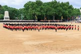 during The Colonel's Review {iptcyear4} (final rehearsal for Trooping the Colour, The Queen's Birthday Parade)  at Horse Guards Parade, Westminster, London, 2 June 2018, 11:37.