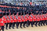 during The Colonel's Review {iptcyear4} (final rehearsal for Trooping the Colour, The Queen's Birthday Parade)  at Horse Guards Parade, Westminster, London, 2 June 2018, 11:38.