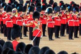 during The Colonel's Review {iptcyear4} (final rehearsal for Trooping the Colour, The Queen's Birthday Parade)  at Horse Guards Parade, Westminster, London, 2 June 2018, 11:40.