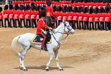 during The Colonel's Review {iptcyear4} (final rehearsal for Trooping the Colour, The Queen's Birthday Parade)  at Horse Guards Parade, Westminster, London, 2 June 2018, 11:41.