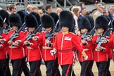 during The Colonel's Review {iptcyear4} (final rehearsal for Trooping the Colour, The Queen's Birthday Parade)  at Horse Guards Parade, Westminster, London, 2 June 2018, 11:45.